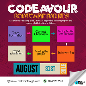 MakersPlaceGh - Codeavour