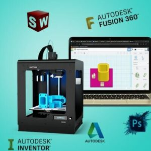 MakersPlaceGh Design in 3d Modelling and 3d Printing Course for Kids