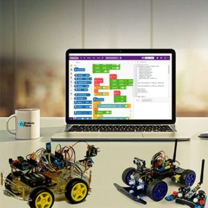 MakersPlaceGh Robotics Course for Kids