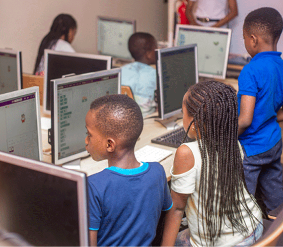Teaching coding to kids