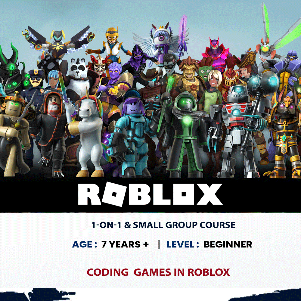 Coding games in roblox